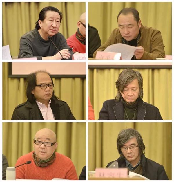 评议小组专家:杨晓阳、卢禹舜、张晓凌、何加林、范扬、林容生