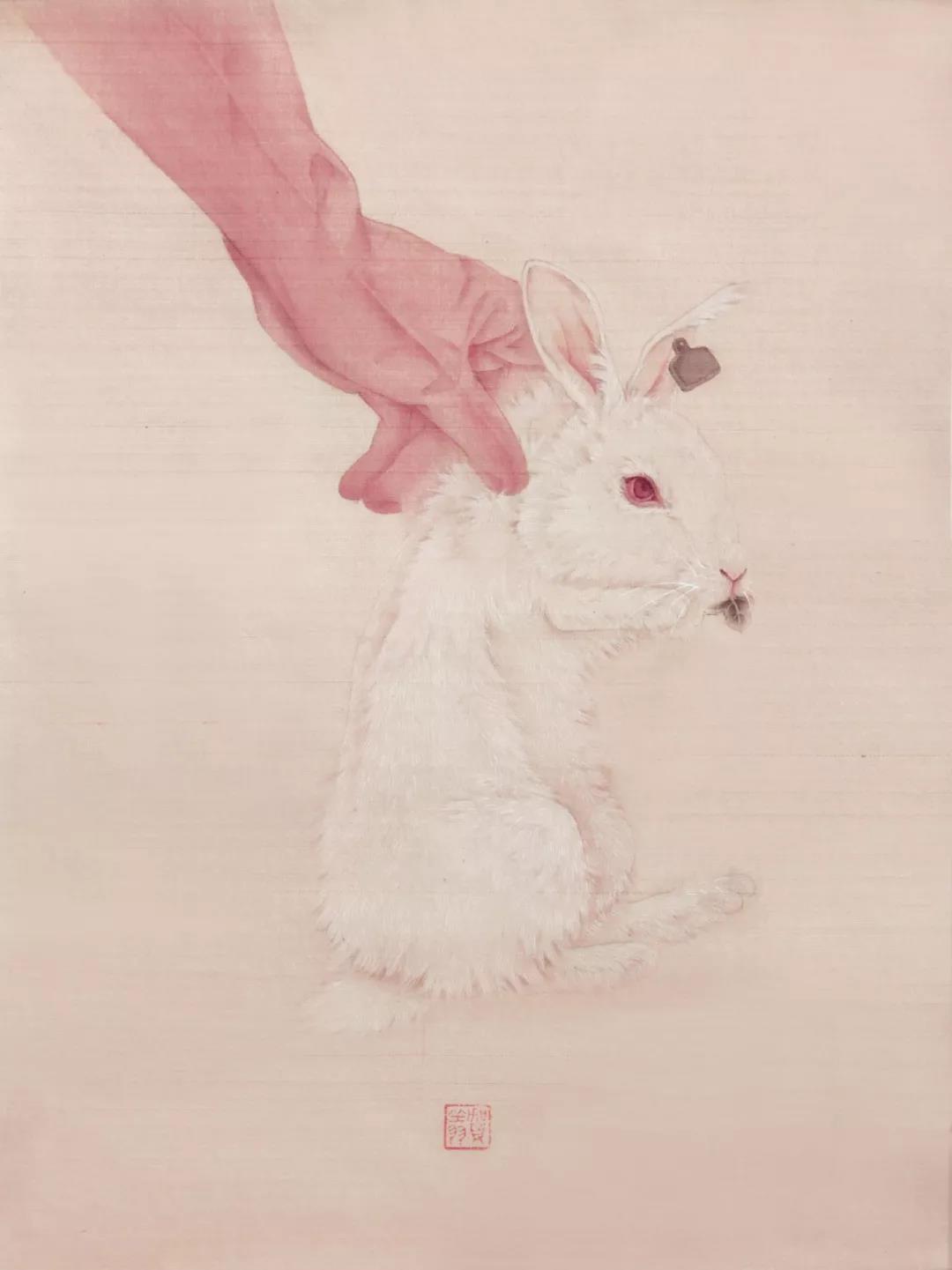 贺翔  rabbit系列 no
