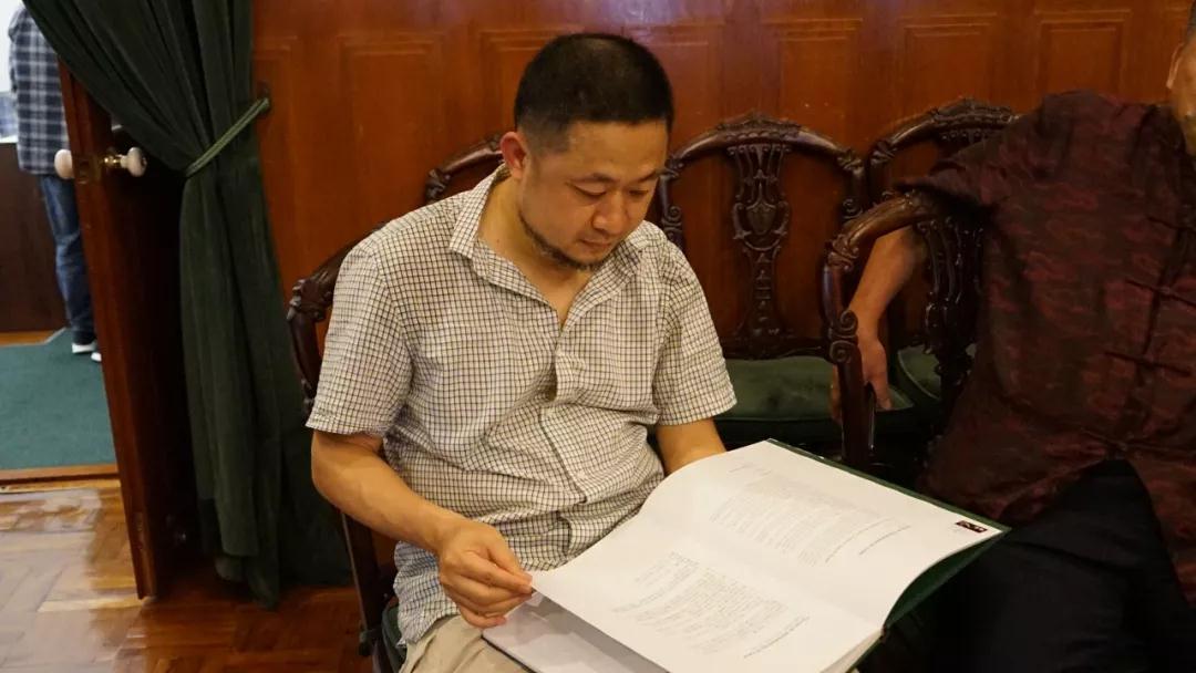 中国国家画院研究员方向:我先好好学习一下历史
