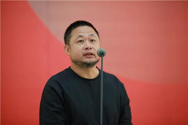 中国国家画院研究员方向发言