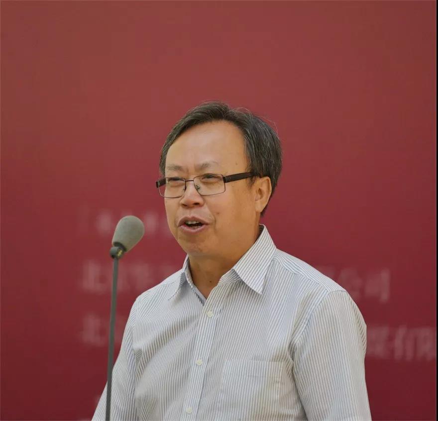 中央数字电视书画频道董事局主席王平致辞