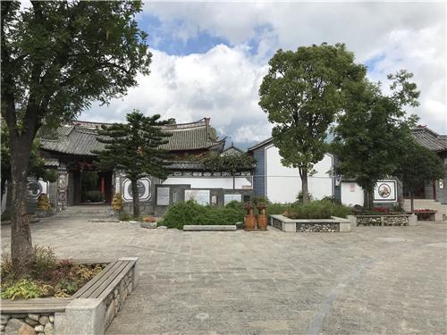 古生村古庙