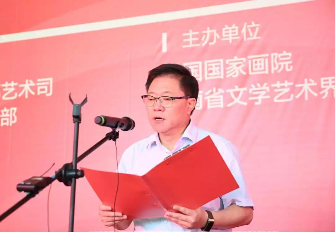 湖南省人民政府副省长陈文浩致辞