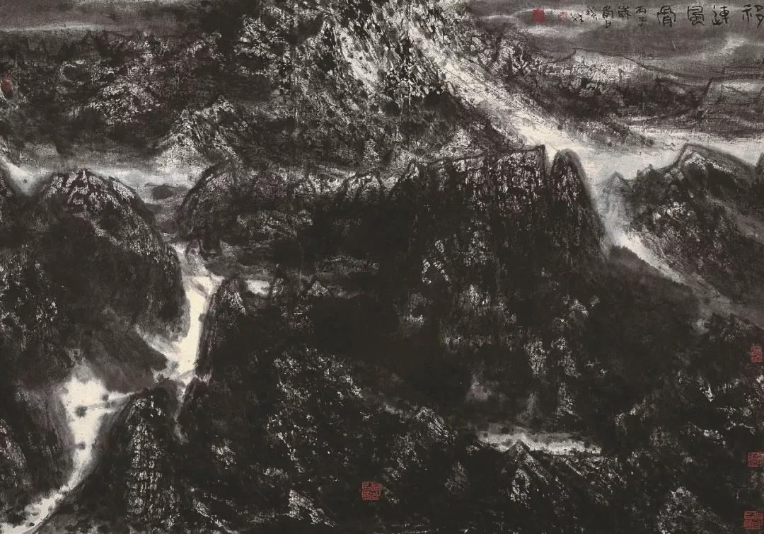 李宝林  祁连风骨  134×192