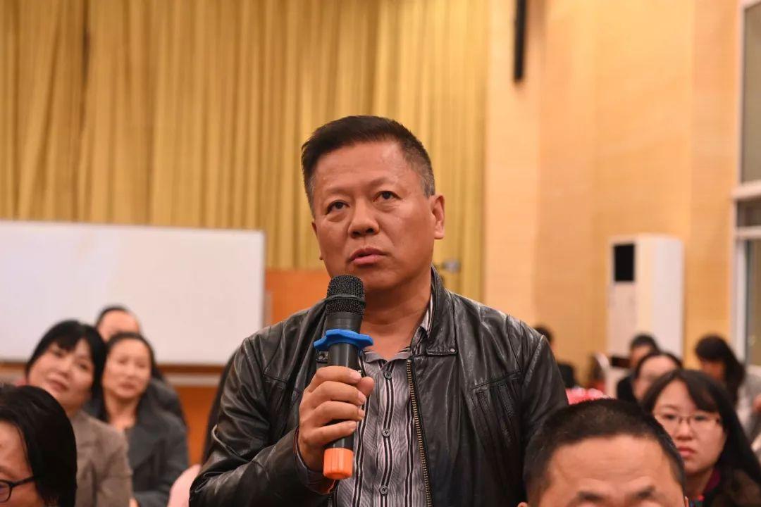 中国国家画院美术研究院张桐瑀发言