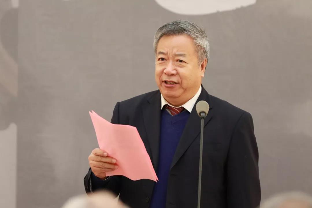 河北省邢台市人大常委会副主任周世伟致辞