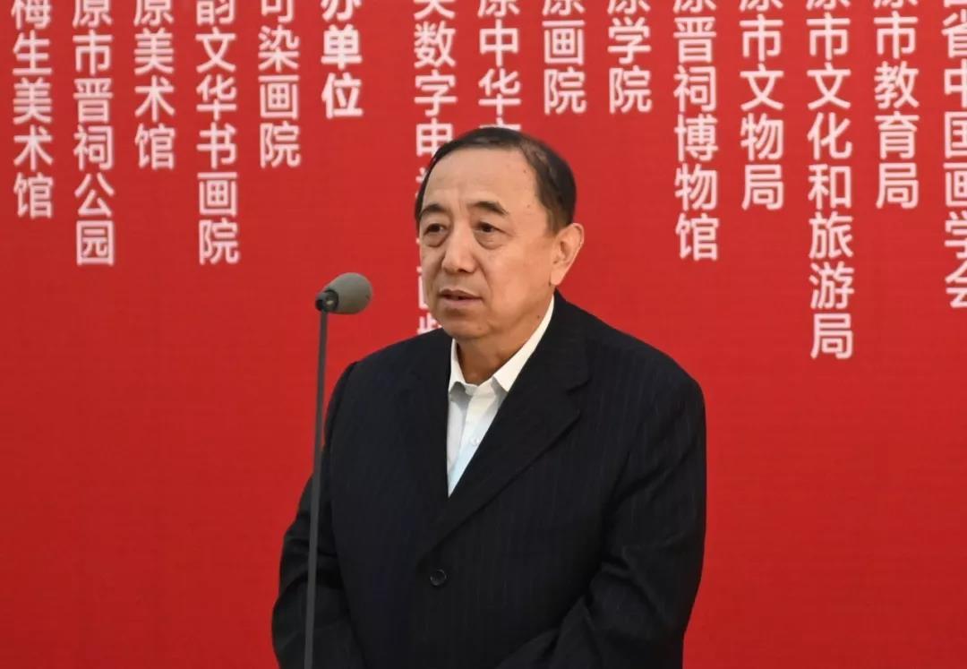国务院参事室特约研究员、中国劳动学会会长杨志明致辞