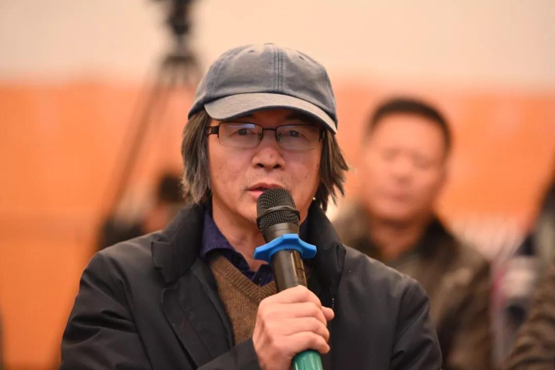 中国国家画院山水画所艺术家林容生